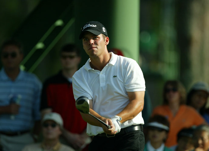 Paul Casey, circa 2004                                              Swept away in Ryder Cup rhetoric, Casey became the victim of a sensationalist headline writer in the U.K., and before he knew it, he had supposedly called Americans stupid (didn't happen) while denigrating the country where he went to college, found his wife and still lives. The massive fall-out included loss of income in the hundreds of thousands for Casey, whose game cratered as he apologized and worked to get back in the good graces of American fans. By the time he did a lengthy Q&A with Golf Magazine in 2008, the whole villain label was a thing of the past.