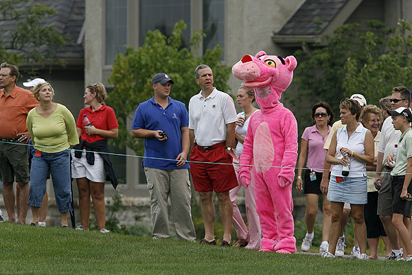 While she failed to win a tournament in her second season on the LPGA Tour, Creamer had a lot of fans supporting her.