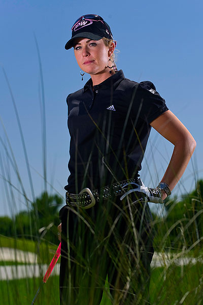 In the inaugural Women's World Golf Ranking, released in 2006, Creamer was ranked second behind Sorenstam.