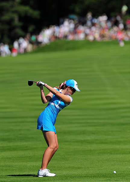 Creamer is looking for her ninth career Tour victory and her first of the 2009 season.
