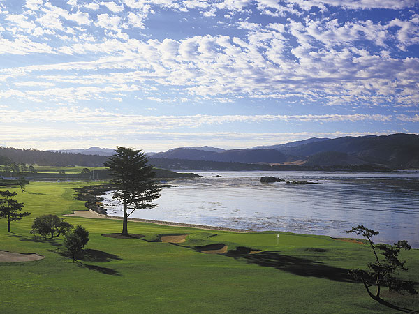 Pebble Beach Resorts                       Pebble Beach, Calif.                       800-654-9300, pebblebeach.com                       This year we've combined the Pebble Beach resorts into one, because whether you stay at the Lodge, the Inn at Spanish Bay or Casa Palmero, they're all Platinum quality. The Lodge is drenched in character while the Inn boasts a modern ambience. The dining is greatly improved here, led by Club XIX, and the off-course options include kayaking in Stillwater Cove and horseback riding in the Del Monte Forest. But nothing competes with walking up the 18th fairway at Pebble Beach. Everything else is just gravy.