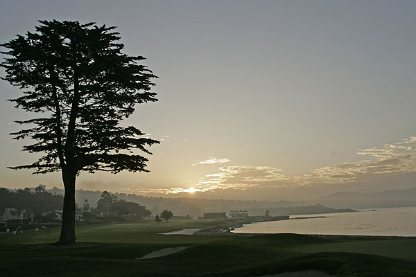 Pebble Beach Golf Links                       Pebble Beach, Calif.                       800-654-9300, pebblebeach.com                       The list of eco-friendly projects at Pebble Beach is extensive, including protecting Harbor Seal nursery                        areas and waterfowl habitat, and wastewater reclamation schemes.