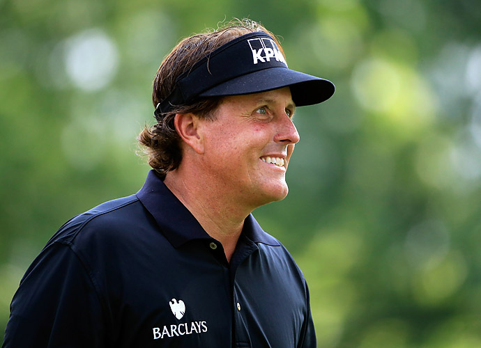 Coming into this week, Mickelson had won back-to-back at the Scottish Open and the Open Championship.