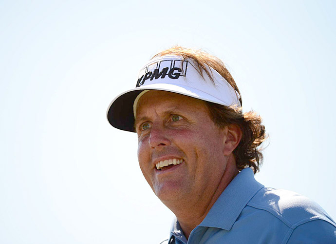In honor of his three victories, especially his dramatic British Open triumph, Mickelson was named Golf Magazine Player of the Year.