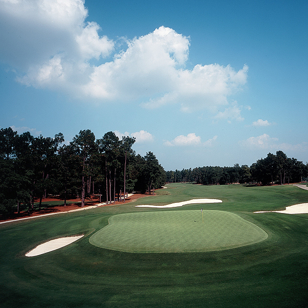 Pinehurst No. 2                       U.S. Opens Hosted: 2005 (Michael Campbell), 1999 (Payne Stewart).