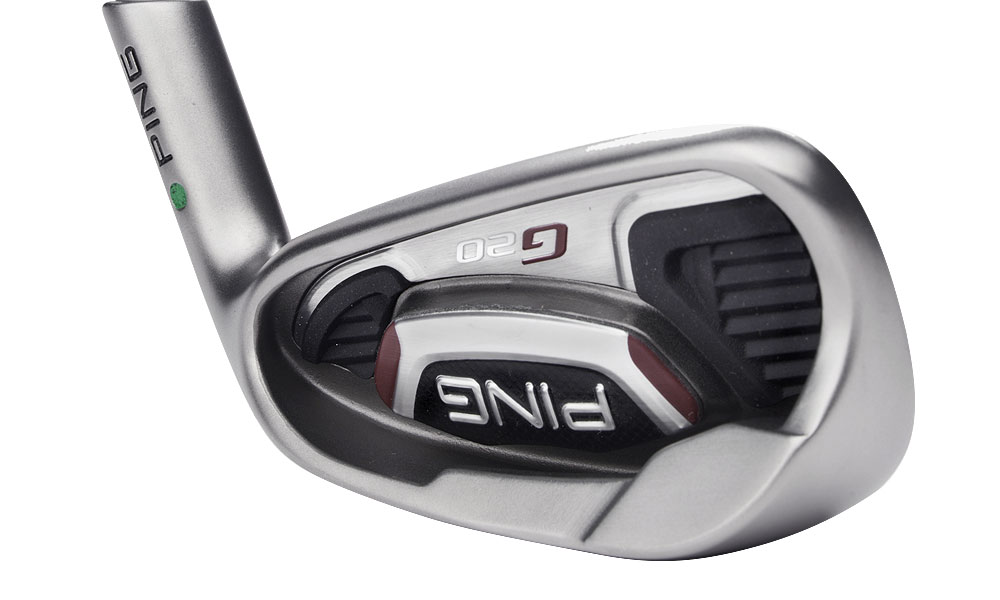 Ping G20, $699, steel; $899, graphite                       See the complete review