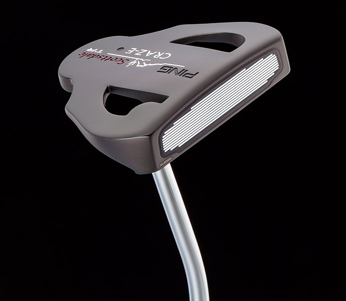 Ping Scottsdale TR CRAZ-E                     Price: $180                     Read the complete review