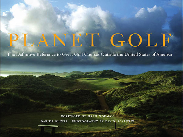 "Top 10 Holiday Gift Books for the Course Connoisseur                   If your passion is great golf courses and you're looking to give—or receive—a last-minute Christmas gift, here are the Top 10 golf books to come down the pike in the past 12 months.                                      Planet Golf:                   The Definitive Reference to Great Golf Courses Outside the United States                   by Darius Oliver                   Abrams Publishing                   A superb coffee table book for the true course and architecture enthusiast, this ""Planet"" separates itself from the pack with its vivid photography and first-rate critical analysis of the world's great courses by the author, a young globe-trotting Aussie who clearly knows his stuff.                                      See more great holiday gift ideas in the GOLF.com Holiday Gift Guide"