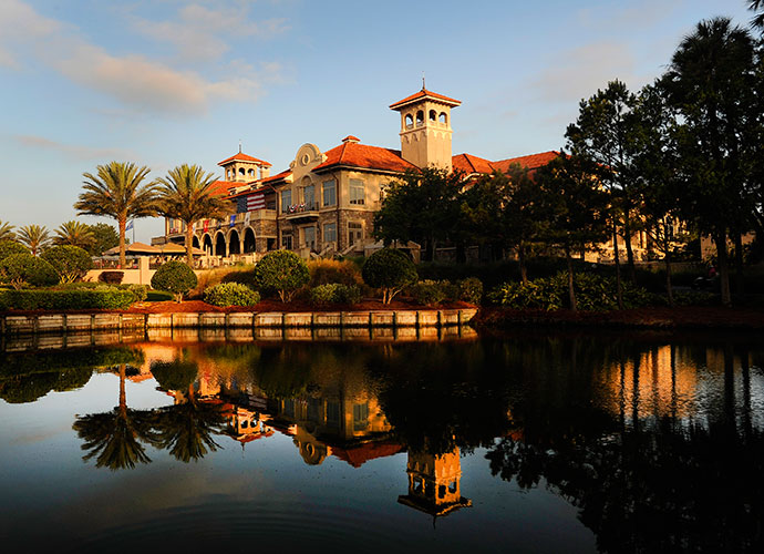 1. Five-Course Meal: The Players Stadium Course at TPC Sawgrass has been the venue for the Players Championship since 1982, but four other courses were previous hosts: Atlanta Country Club in 1974, Colonial (Texas) Country Club in 1975, Inverrary Country Club's East course (Lauderhill, Fla.) in 1976 and Sawgrass Country Club's East/West nines (Ponte Vedra Beach, Fla.) from 1977-1981.