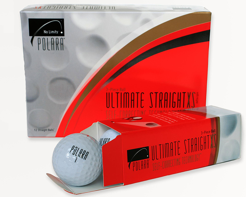 Polara Ultimate Straight XS Golf Balls                       $34.95/dozen, polaragolf.com                       While it's true that the irregular dimple pattern makes the three-piece Polara Ultimate Straight XS golf balls non-conforming, and therefore illegal for official play, it's also true that it's nearly impossible to hit a banana ball with one of these things.