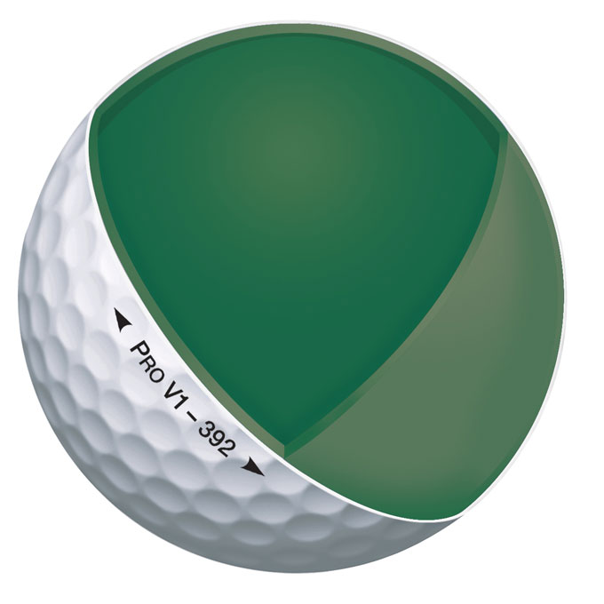 A SOLID PERFORMER                     So long wound balls. The newly introduced Titleist ProV1 becomes the first solid-core ball to dominate its corner of the market. By the end of the 2001 season, it is already the most widely played golf ball on the PGA Tour.