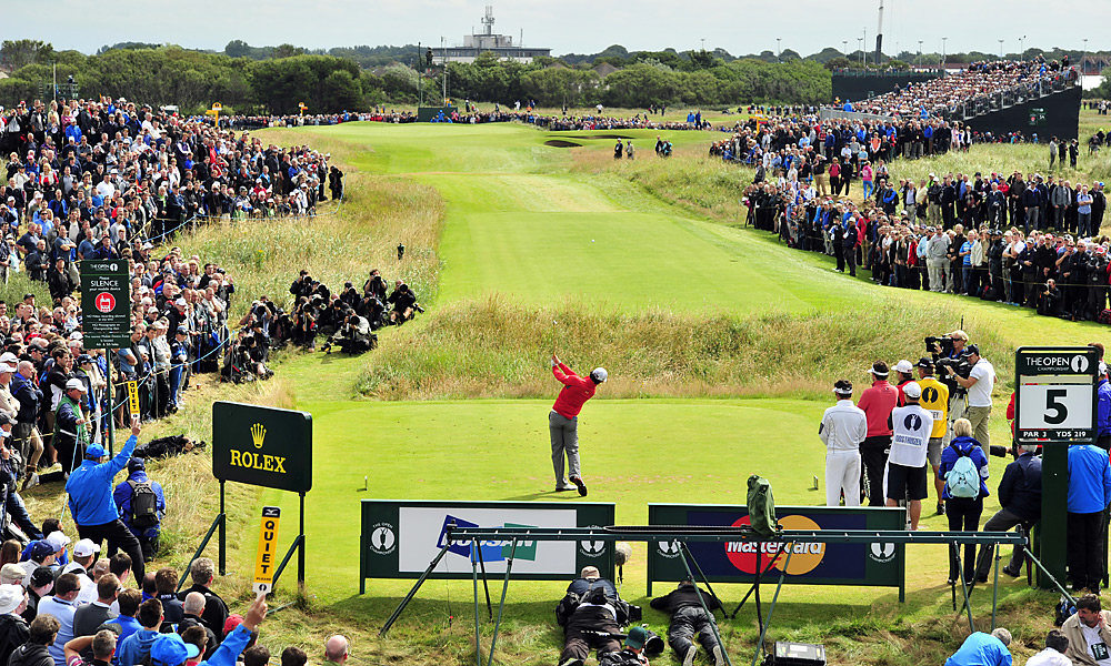At the British Open, McIlroy again failed to seriously contend. He made the cut but tied for 60th at Royal Lytham & St. Annes.