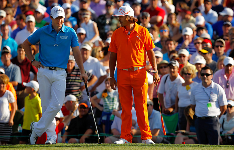 McIlroy lost to Rickie Fowler as part of a three-man playoff at the Wells Fargo Championship in May. Fowler birdied the first hole of sudden death for his first career PGA Tour title.