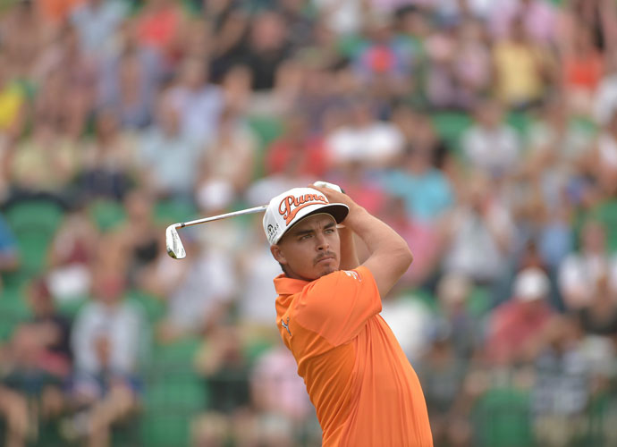 Rickie Fowler became the first player to finish second in consecutive majors since Jason Day did it in 2011. He's finished fifth, second and second in this year's first three majors.