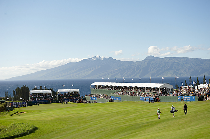 No. 2                     663 yards -- 18th, Kapalua Plantation Course                     Home of the Hyundai Tournament of Champions