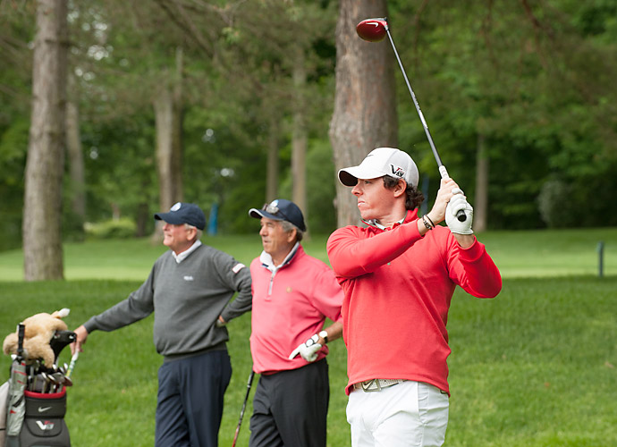 McIlroy won the 2012 PGA Championship, his second major, by a whopping eight strokes.