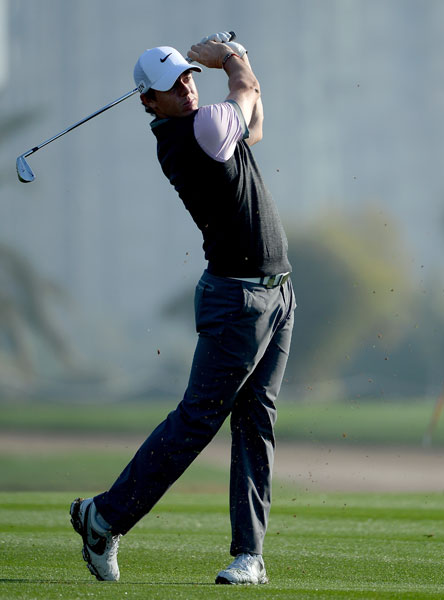 Rory McIlroy shot 64-68-67-70--269 in his 2009 Desert Classic victory.