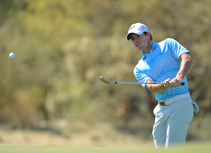 McIlroy lost in the first round in 2013.
