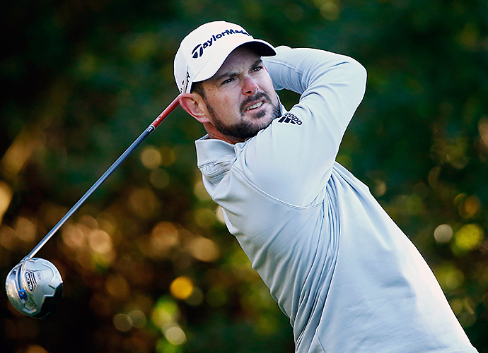 "Rory Sabbatini finished T12 at 1-under. ""I didn't strike the ball particularly well today, and in these conditions, you have to accept that you're going to make a lot of mistakes out there,"" Sabbatini said. ""I did, and I was very fortunate that I managed to get myself around the greens."""