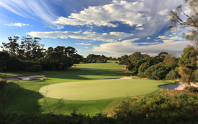 13. Royal Melbourne (West)Melbourne, AustraliaMore Top 100 Courses in the World: 100-76 75-5150-2625-1