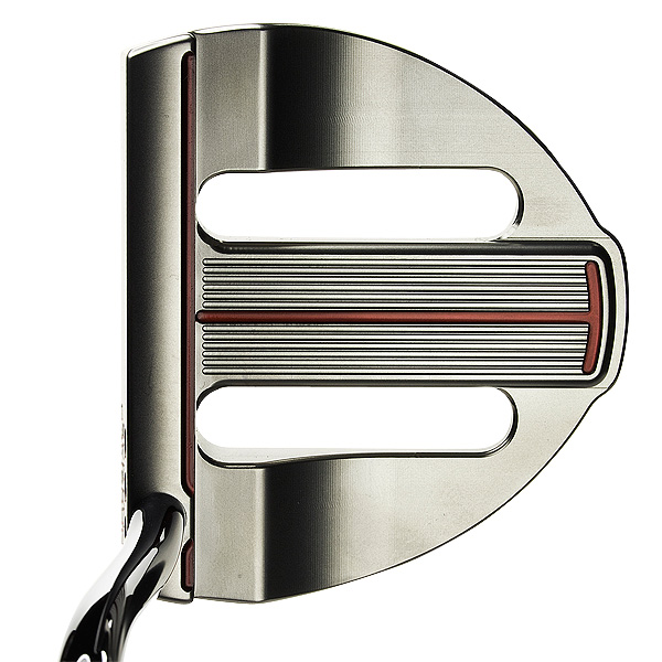 "$299; scottycameron.com                       Previous large-headed Kombi putters were milled from lightweight aluminum to control overall weight. The Kombi-S, by contrast, is a smaller, more traditional-feeling flatstick that's milled from a single block of 303 stainless steel (hence, the letter ""S"") to duplicate the soft, heavy feel and solid sound found in Studio Select putters. In addition, Kombi-S retains the weight distribution, deep center of gravity and high MOI found in other Kombi's. The handsome mallet features an adjustable center sole weight to accommodate different shaft lengths."