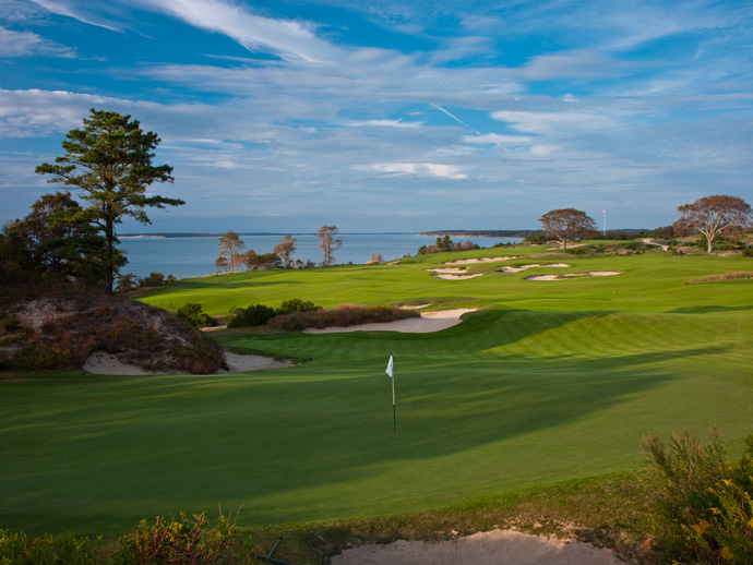 71. Sebonack                   Southampton, N.Y.More Top 100 Courses in the U.S.: 100-76 75-5150-2625-1