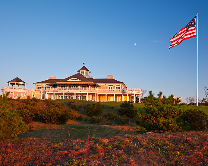 Sebonack was ranked No. 63 in Golf Magazine's 2011 Top 100 Courses in the U.S.