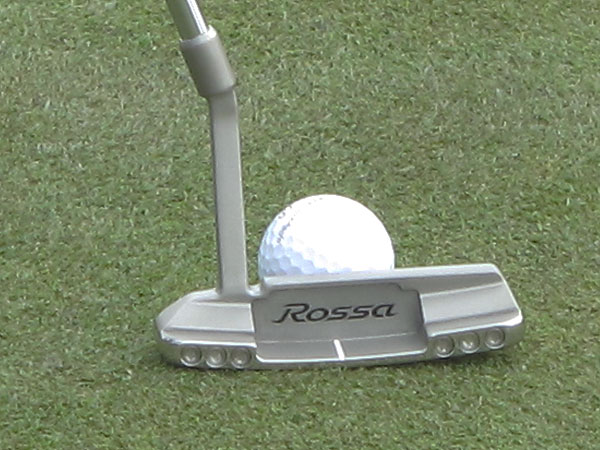 recently asked TaylorMade to make him this putter.