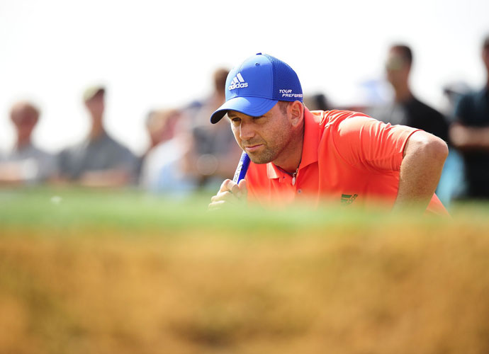 """Will Sergio Garcia win a major?                        PGA Tour pro responses:                        YES: 66 percent                        NO: 34 percent                        OFF THE RECORD:                       """"No. He already said that he wouldn't."""""""