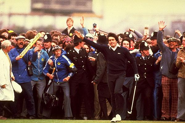 Seve Ballesteros                       Tournament: 1979 British Open                       Age: 22