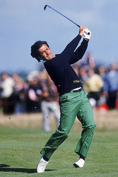 Ballesteros won his third British Open, and his second at Royal Lytham & St. Annes, in 1988. It was his fifth and final major championship.