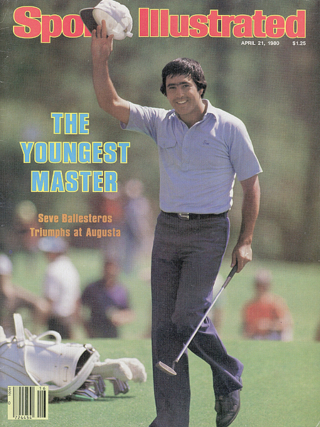 Among his five career majors was the 1980 Masters, the first of his two wins at Augusta National, which landed him on the cover of Sports Illustrated.