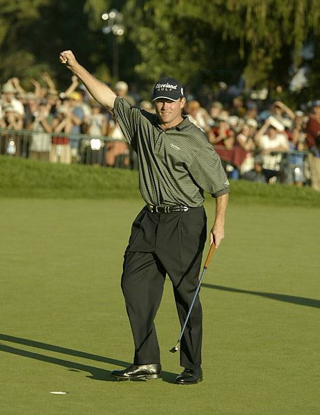 The most recent major held at Oak Hill was the 2003 PGA Championship, won by Shaun Micheel.