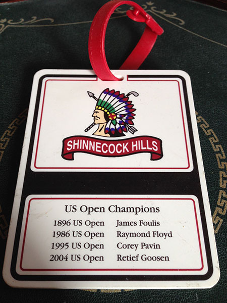 I'll rate Pine Valley and Cypress Point above it on the design front, but for my money, there is no greater tournament golf course in the U.S. than Shinnecock Hills on Long Island. Look for it again at the 2018 U.S. Open.