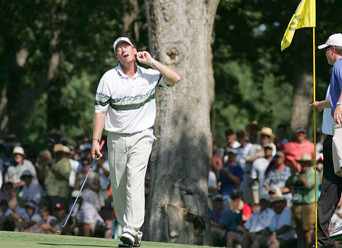 August 2007: Welcome to the winner's circle, Woody Austin. You're the PGA Champion.