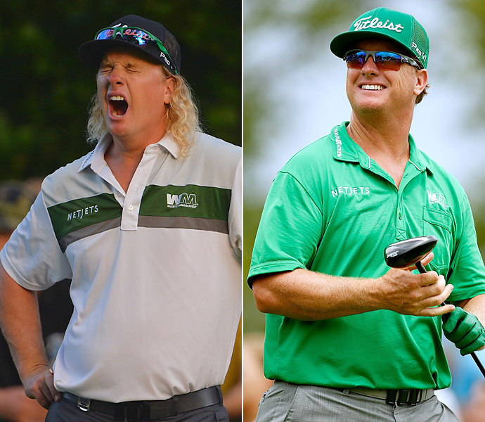 "BEST MADE ""CUT""                       Charley Hoffman, your haircut is the runaway winner. The stringy mullet will not be missed."