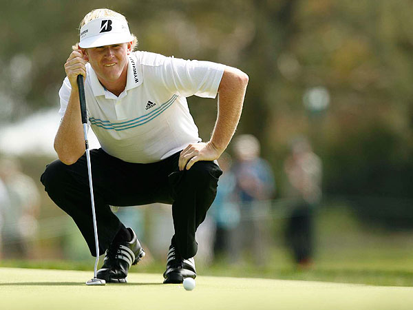 Brandt Snedeker                       World ranking: 44                       Final Ryder Cup points standing: 15                       Short off the tee and not known for hitting a lot of greens in regulation, Snedeker relies on his trusty putter to keep him in contention. Since U.S. teams have not putted well in recent years, Snedeker's flat stick is attractive. While he's earned five top-10 finishes this season, his best performance since tying for ninth at the U.S. Open is a tie for 24th at the PGA Championship. If he turns in a solid performance in the FedEx Cup playoffs, no one would be surprised to see Snedeker on the team.