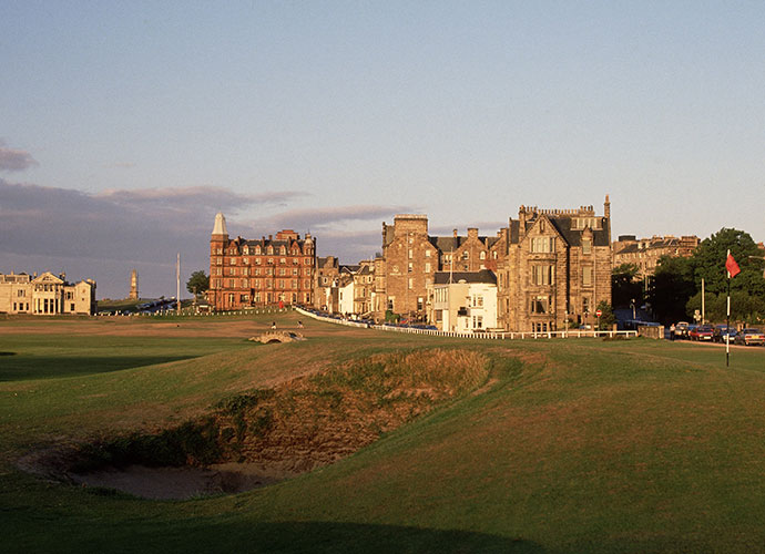The Old Course at St. Andrews in St. Andrews, Scotland: Perhaps accurately called golf's rightful home, St. Andrews tops my list for links courses. For me, it's the layout, undulations, quirky holes and just so much history. The Road Hole, No. 17, is probably my favourite, but a good round can quickly become undone here. The town of St. Andrews really sets the tone, too. There's just such a great atmosphere about the place -- golfers, spectators and a great student population as well.