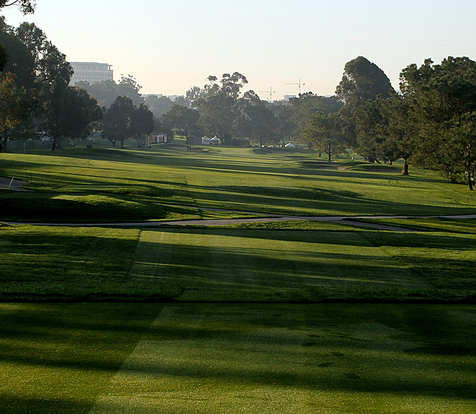 No. 9                     613 yards -- 9th, Torrey Pines (South)                     Home of the Farmers Insurance Open