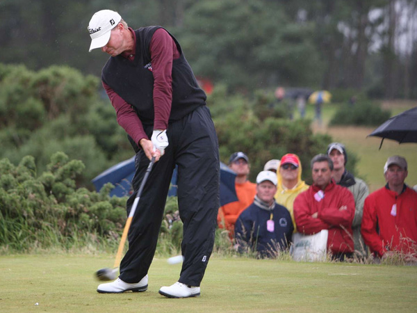 Steve Stricker, United States                     World Ranking: 16                     Best Performance in Masters: T19 (2000)                     Best Performance in U.S. Open: T6 (2006)                     Best Performance in British Open: T8 (2007)                     Best Performance in PGA Championship: 2nd (1998)