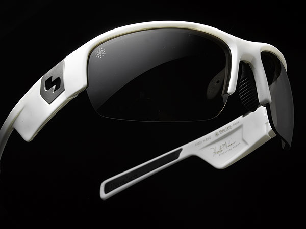 "Sundog H EVO                     $76, sundogeyewear.com                     The newest model in Sundog's Hunter Mahan Signature H Series has an adjustable nose pad and ""Mela-Lens"" technology, which uses synthetic melanin in the lenses to shield your eyes against ultraviolet light. The Mela-Lens, in fact, provides 100 percent UVA/UVB protection and adds a hard coating to limit scratches."