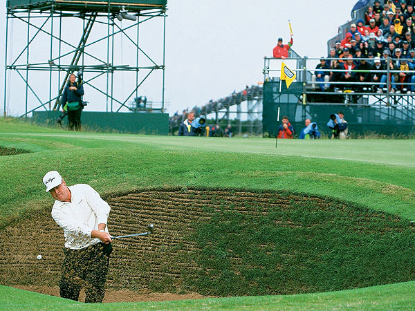 Hal Sutton, United States                       Muirfield, 2002
