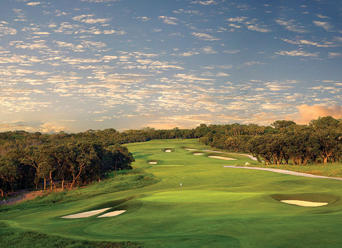 "10. Pete Dye: The Dye-a-bolical ""Marquis de Sod"" coaxed four courses out of the Texas soil. While none had the impact of say, the TPC Sawgrass, his most recent effort is Tour-worthy nonetheless. His TPC San Antonio (AT&T Canyons course), open to guests of the JW Marriott San Antonio, is a regular Champions Tour host."