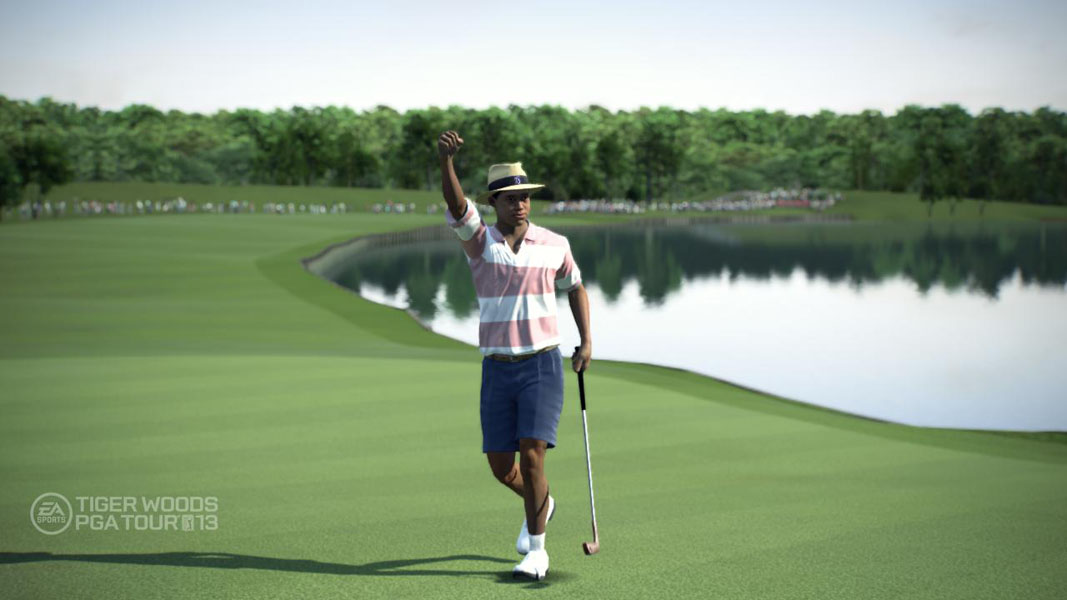 Amateur Years                     From the ages of 18-20, Tiger won three U.S. Amateurs and made his first trip to the Masters.