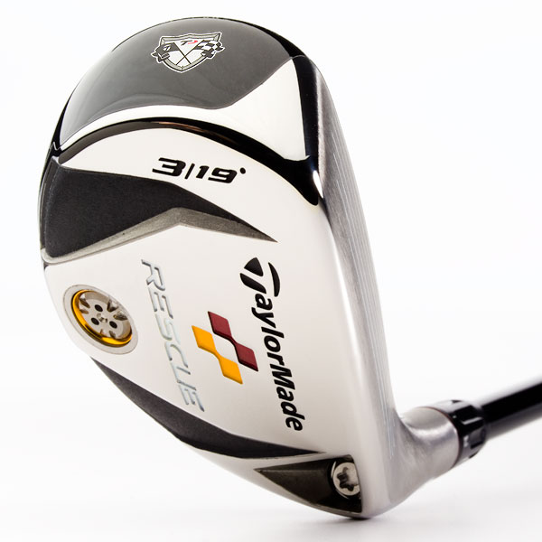 "$199, graphite                       taylormadegolf.com                                              It's for: All skill levels                                              Dr. Benoit Vincent, Chief Technical Officer:                       ""Our first Rescue delivered new performances                       in challenging on-course situations. Since                       then, we've researched solutions to manage                       ball flight direction (hybrids often have draw                       bias compared to the irons they replace). Rescue TP                       has our compact adjustable mechanism, which allows                       you to dial in preferred lateral trajectory.""                                              How it works: Rescue TP and standard Rescue                       both have stainless steel heads with extremely thin (0.6                       mm), light walls. The light crown allows 8 extra grams                       to be used in the sole. The effect is a higher launch                       and less spin. Rescue TP also features ""flight control                       technology"" (similar to the R9 driver and fairway woods).                       Eight face angle settings (2° closed to 2° open) provide                       up to 30 yards difference in left-to-right flight. The                       standard Rescue has a fixed setting (high-draw bias).                                              Buy and Compare This Hybrid"