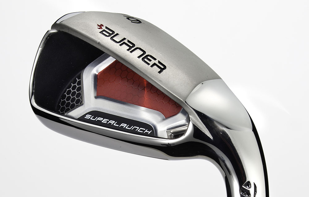 TaylorMade Burner SuperLaunch                       $599, steel; $799, graphite