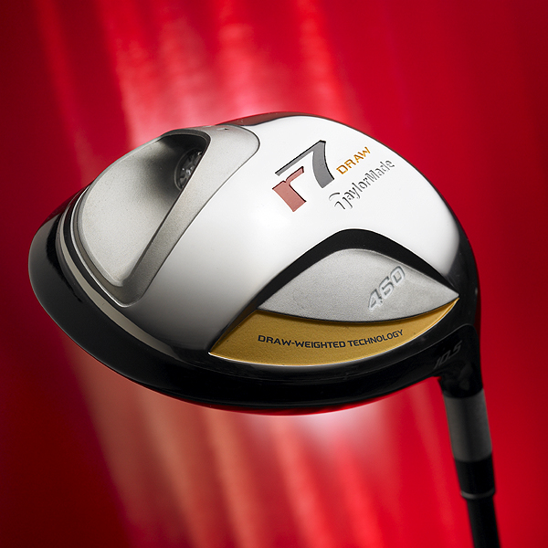 "May 2007: Drivers                   Winner: TaylorMade r7 Draw                   $299, graphite; taylormadegolf.com                   ClubTester Video | Equipment Finder Profile                                                         WE TESTED: 9°, 10.5°, HT in Fujikura                   ReAx 55 graphite shaft                                      COMPANY LINE: ""Draw weighted                   technology concentrates weight in the                   back heel area. This encourages faster                   clubface rotation through impact                   and promotes straight shots for                   slicers. The 460 cc head and ""inverted                   cone' technology provide maximum                   forgiveness on off-center hits.""                                      OUR TEST PANEL SAYS: Does exactly                   what it promises; draw-bias design                   produces penetrating, repeatable                   draws, but it doesn't go overboard by                   appearing to set up left; long and                   predictable; sturdy and stable from                   start to finish, but not for hardswinging                   right-to-left guys.                                      Another great TaylorMade driver. — Brian Robbins, 18 handicap"