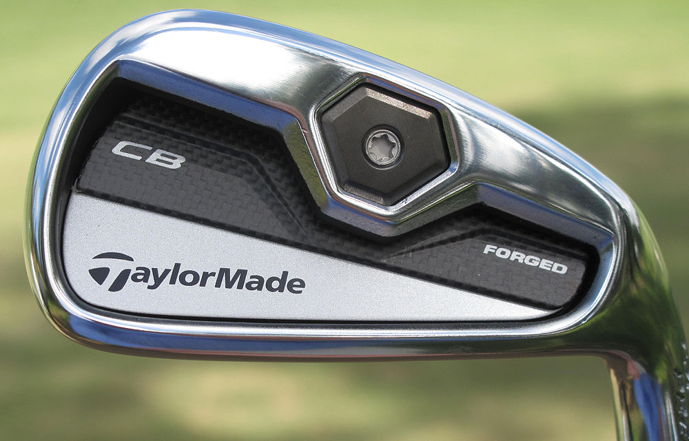 TaylorMade Forged CB Irons                       $899, Read complete review