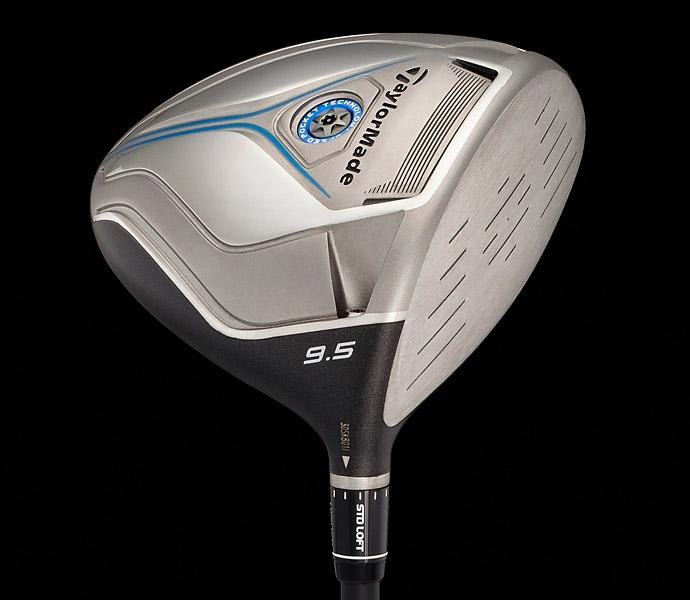 Robert Garrigus opted for the forgiving TaylorMade JetSpeed driver.