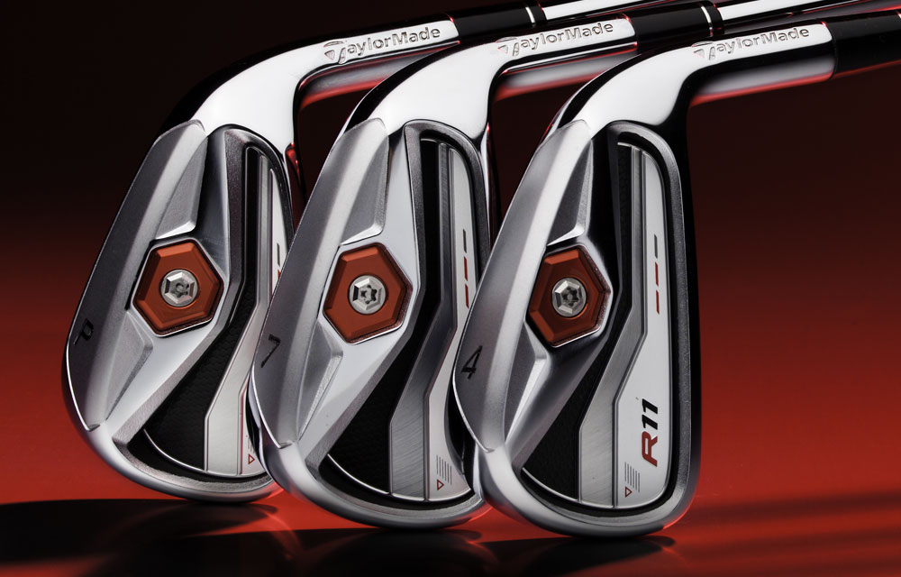 TaylorMade R11 Irons                       $799-$999, Read complete review